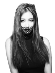 JiHyun (4Minute) PNG Render by GAJMEditions