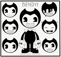 Bendy Sheet (Contest Entry) by Gamerboy123456