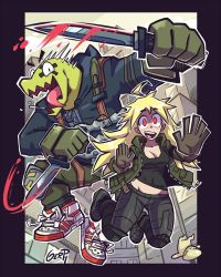 Dorohedoro Tribute by GERPH