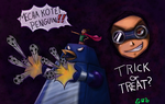 Trick or Treat by Gingler