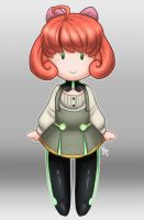 Chibi Penny Doll by HenLP