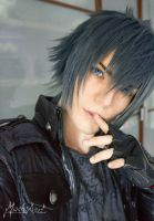 Noctis cosplay best pic by MischAxel by MischAxel
