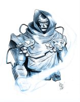 Doc Doom by alessandromicelli