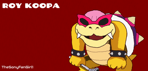 Roy Koopa - TheSonyFanGirl1 by TheSonyFanGirl1