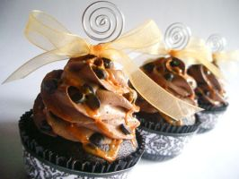 Capuccino Faux Cupcake by CreativeAbubot