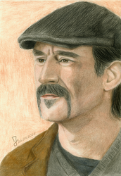 Elias Koteas by Rakkasei
