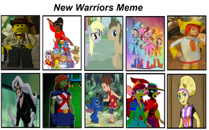 New Warriors Meme #4 by CCB-18