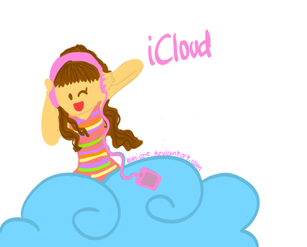 iLive on a cloud... by NiniCereceda