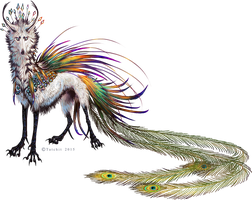 Prismatic Feonix by NukeRooster