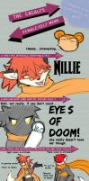 Female Self Meme: Nillie by Inspectornills