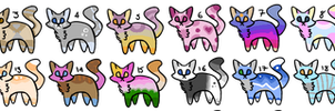 5 point adopts (CLOSED) by Ridqevale