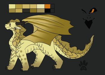 Sandwing adopt for CrystallizedEclipse  by Wingedspirit890