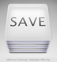 Icon SAVE by ncrow