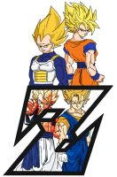 Fusion Heroes by DinstruMental