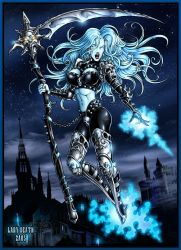 Lady Death-2 by Candra