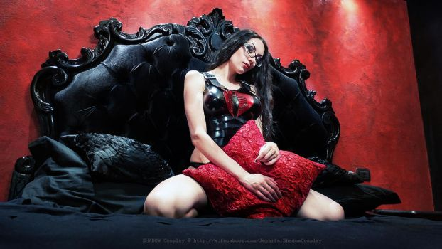 Bad Baroness bed by Daelyth