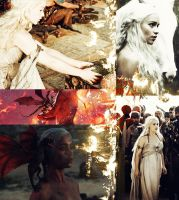 Fire and Blood by missmaryXD
