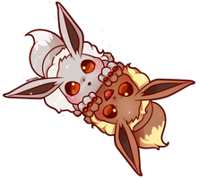 Eevee Brothers by SeviYummy