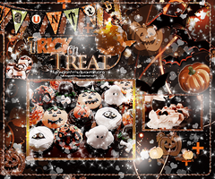 #TrickOrTreat-Halloween{PSD} by Fucking-CatchMe