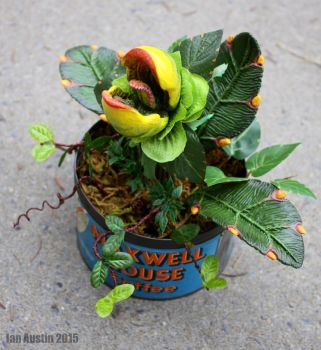 Audrey II Model kit by mostlymade
