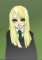 Young Narcissa Black by MuZzling