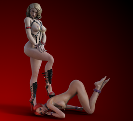 Domme 2 by mcrocks