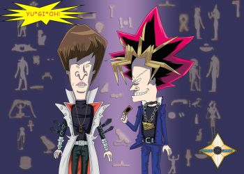 Yugivis and Kaiba-Head by Shinobi-Gambu