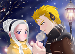 Let it snow... Miraxus collab by Mirajanee