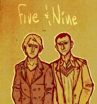 DW: Five and Nine by rachelroach