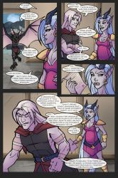 VARULV Issue 7 - Page 6 by dawnbest