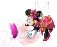 Minnie from Spring Carnival by rotten-orange