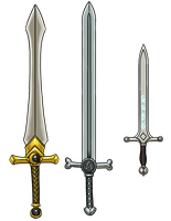 Strange Brew: Swords by ProdigyDuck