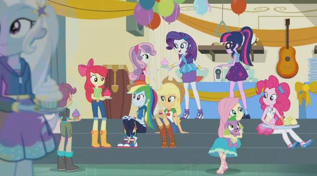MLP EQG Happily Ever Afterparty Moments 10 by Wakko2010