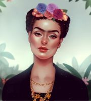 Frida by cosmogirll