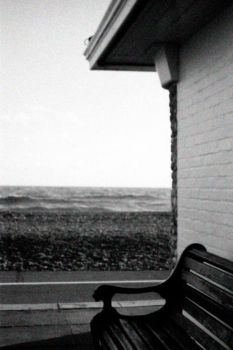Lonely in Worthing by UbiquitousJamie