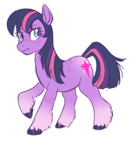 MLP: New Twi by Miatsukyyy