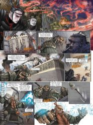 'The Dwarves' Vol. 1 - Page 5 by che-rigas