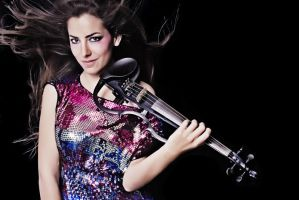 Ceren Aksan - Electric Violin2 by cren