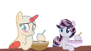 Baking with Blueberry Float - Open Collab by CreepyQuartz