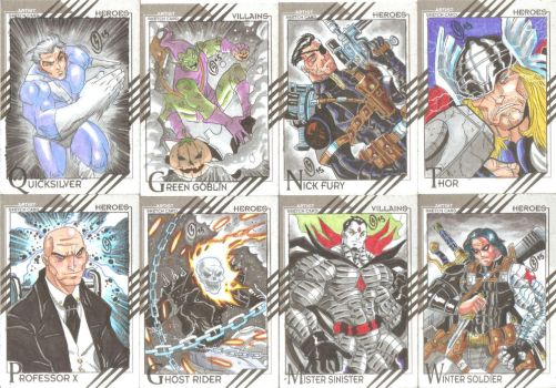 Cards Marvel Fleer Retro 04 by The-Satsui