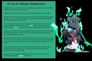 8 Facts About Nameless by GhostLiger
