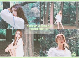 Dreamcatcher DAY photopack14P by YEONCIN by yeoncin