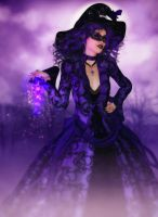 Her Witchy Ways by RavenMoonDesigns
