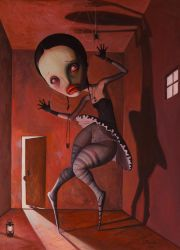 I'm just a Puppet of my Fears by borda