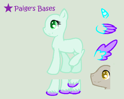 Pone Base by Paige-the-unicorn