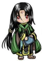 Soren chibi colored by Littling