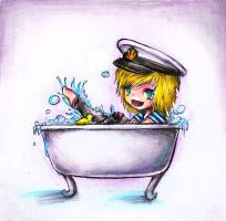 .::Bathtime::. by xbooshbabyx