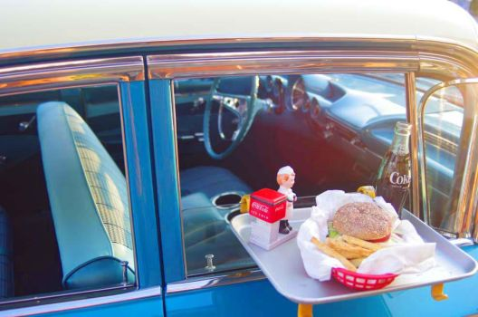 Cruise In Dine Out by peirrin