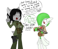 Lessons in STALKING by Sandwich-Anomaly