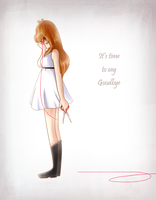 It's time to say goodbye by Rumay-Chian